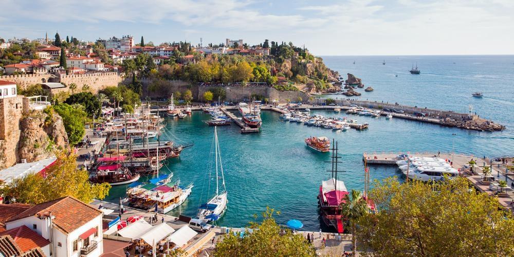 MTS Globe (Antalya, Turkey)