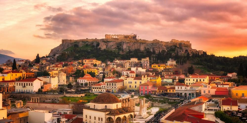 Manessis Welcome (Athens, Greece)