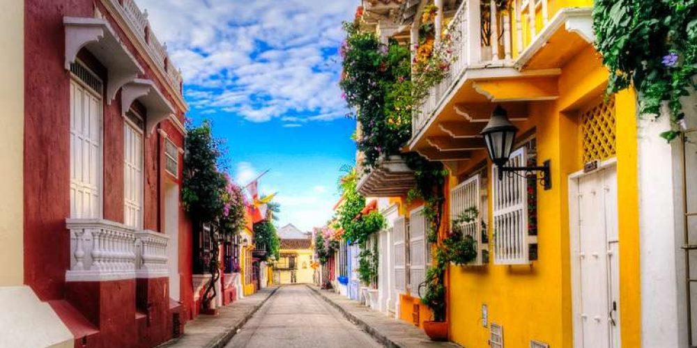 Colombia en Colores (Cartagena, Colombia)