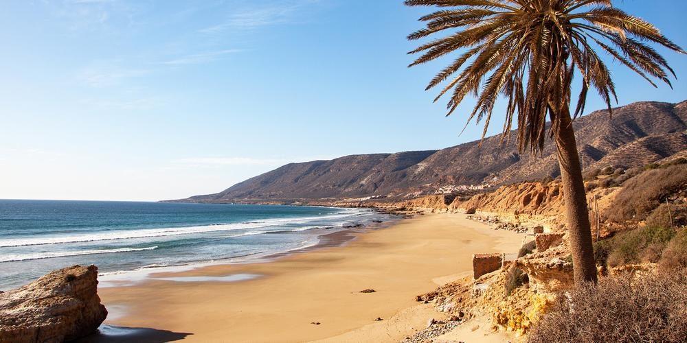 Monarch Travel (Agadir, Morocco)
