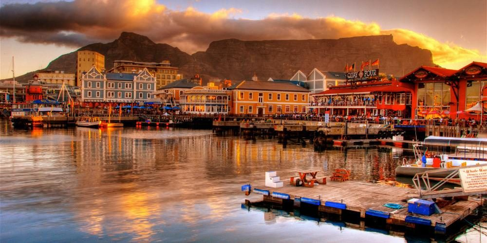 Into Africa (Cape Town, Republic of South Africa)