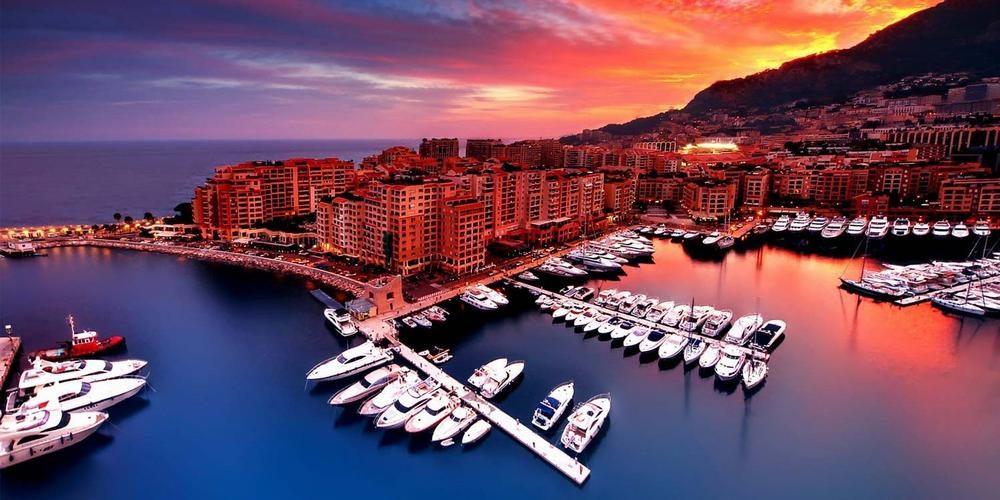 Pacific World (Monte Carlo, Monaco)