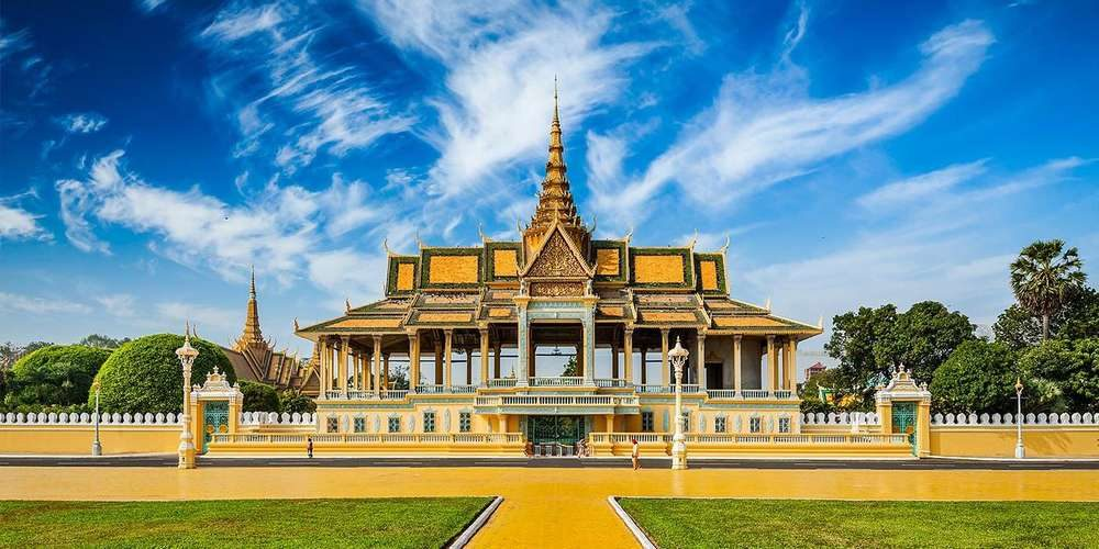 Destination Asia (Phnom Penh, Cambodia)