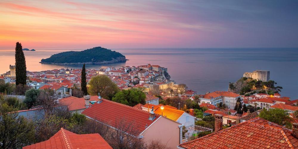 MTS Globe (Dubrovnik, Croatia)