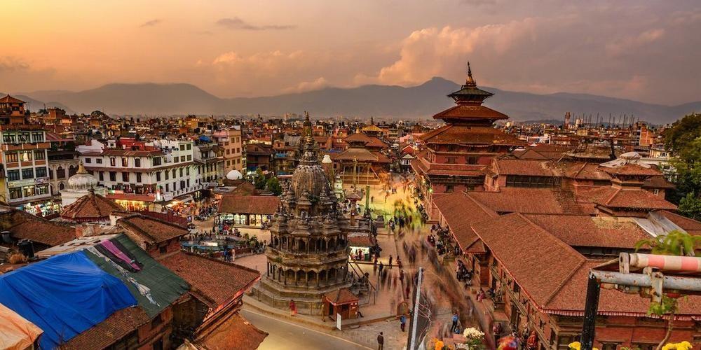 Liberty (Kanthmandu, Nepal)