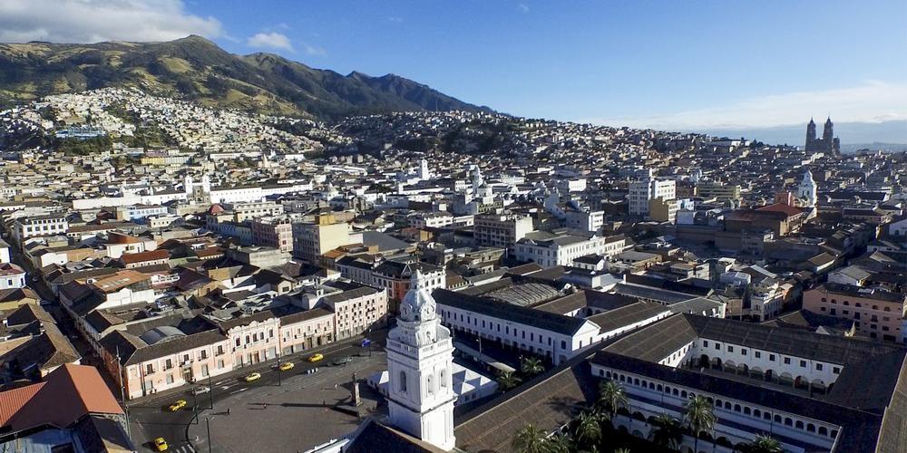 South American Tours (Quito, Ecuador)