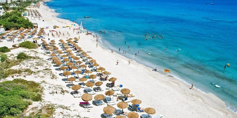 Barclay's Group Travel (Tunis Lac 2, Tunisia)