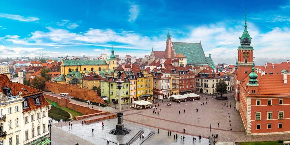 Mazurkas Travel (Warsaw, Poland)