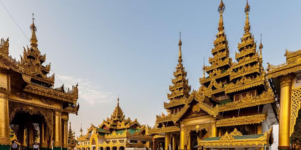 Destination Asia (Yangon, Myanmar)