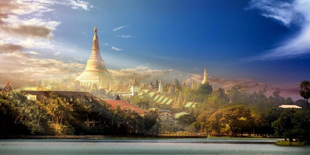 Pacific World (Yangon, Myanmar)