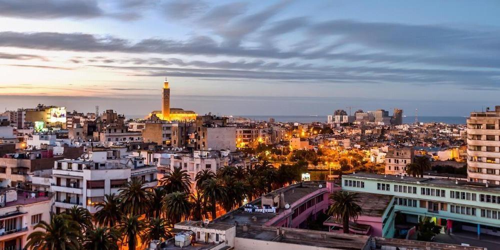 S'Tours (Casablanca, Morocco)