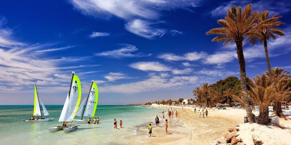 MTS Globe (Djerba, Tunisia)