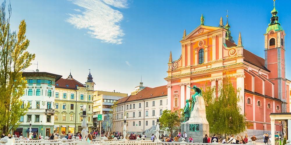 Liberty Adriatic (Ljubljana, Slovenia)