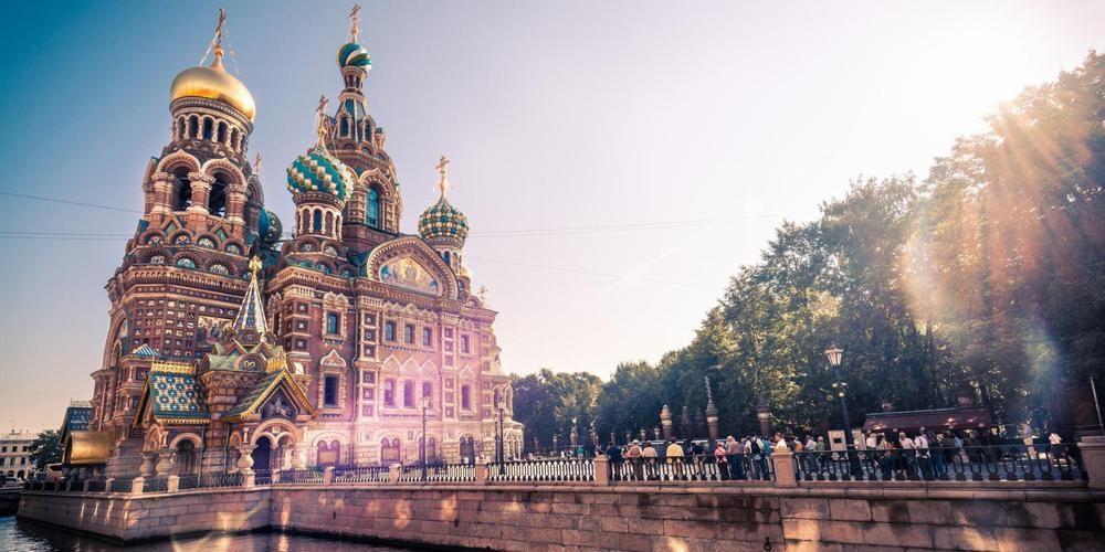 Russian Rhapsody (Saint Petersburg, Russia)