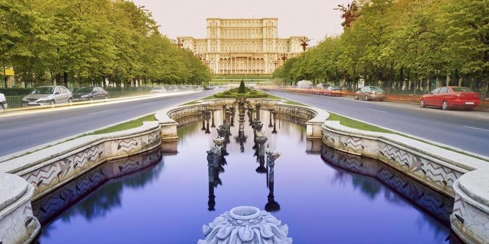 Liberty Romania (Bucharest, Romania)