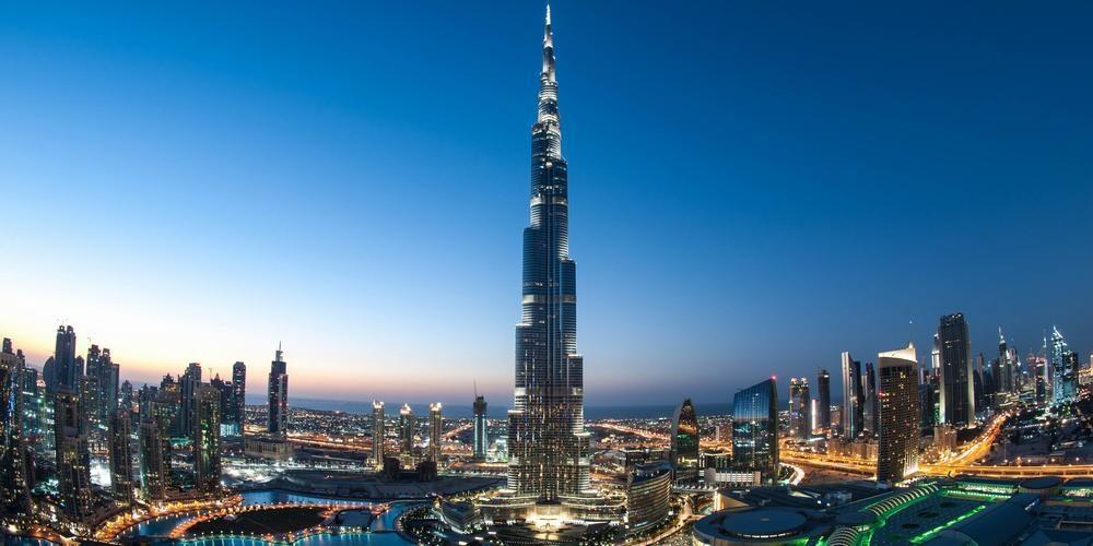 Pacific World (Dubai, UAE)
