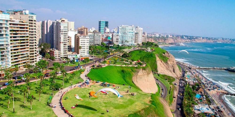 Pacific World (Lima, Peru)