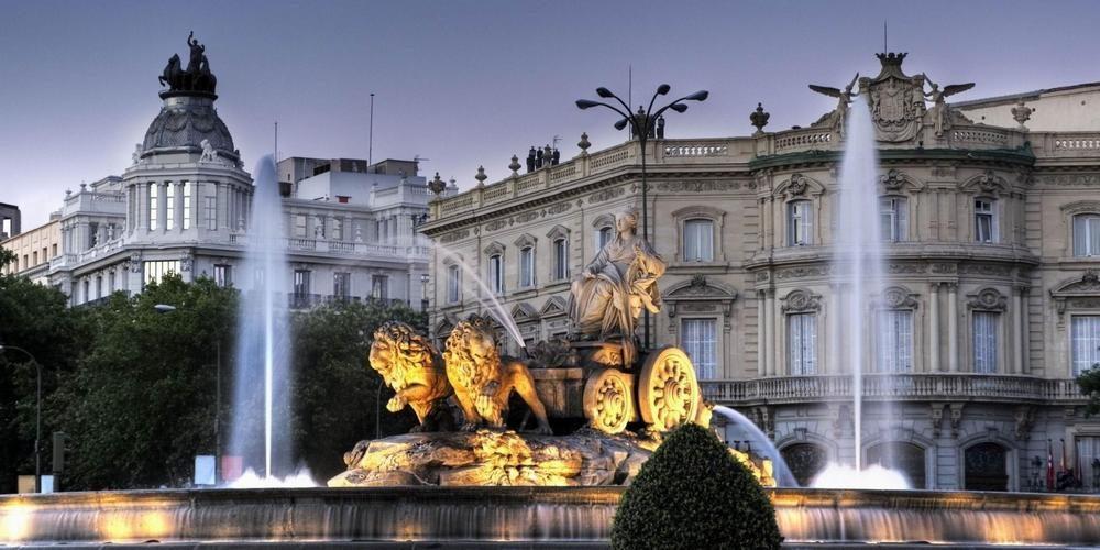 SHE Spanish Heritage (Madrid, Spain)