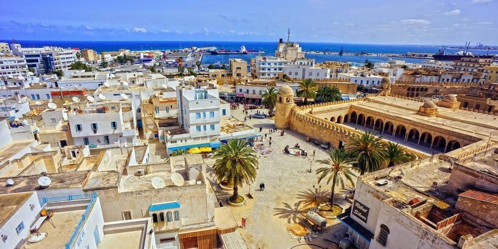 MTS Globe (Sousse, Tunisia)