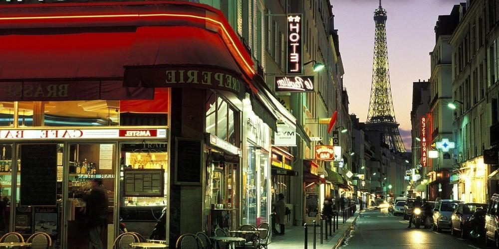 Metropolis DMC (Paris, France)