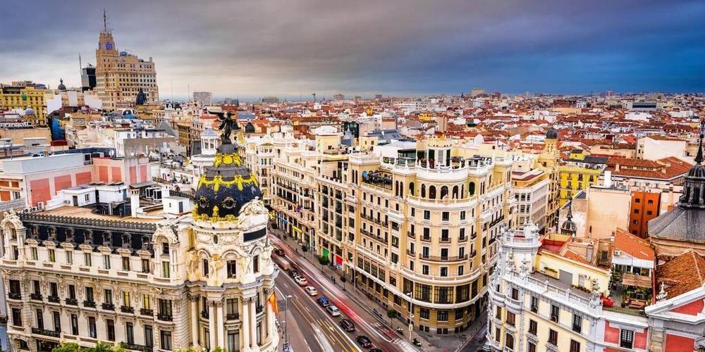 Wedgewood (Madrid, Spain)