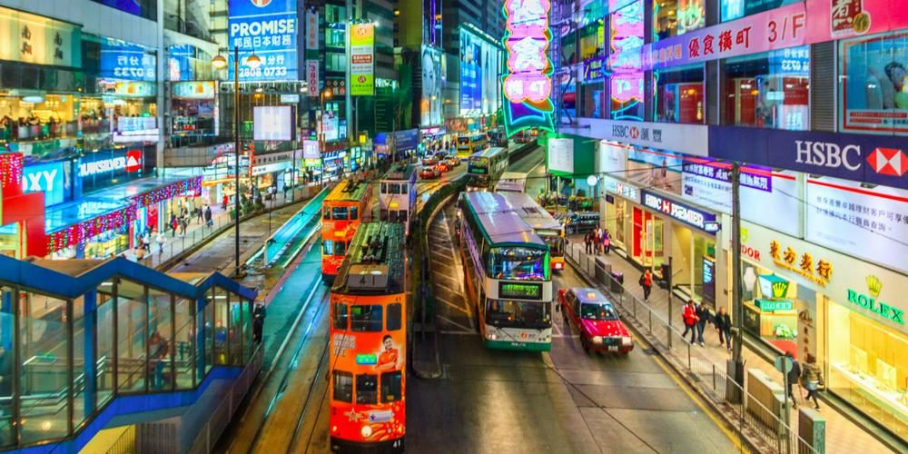 Tour East (Hong Kong, China)