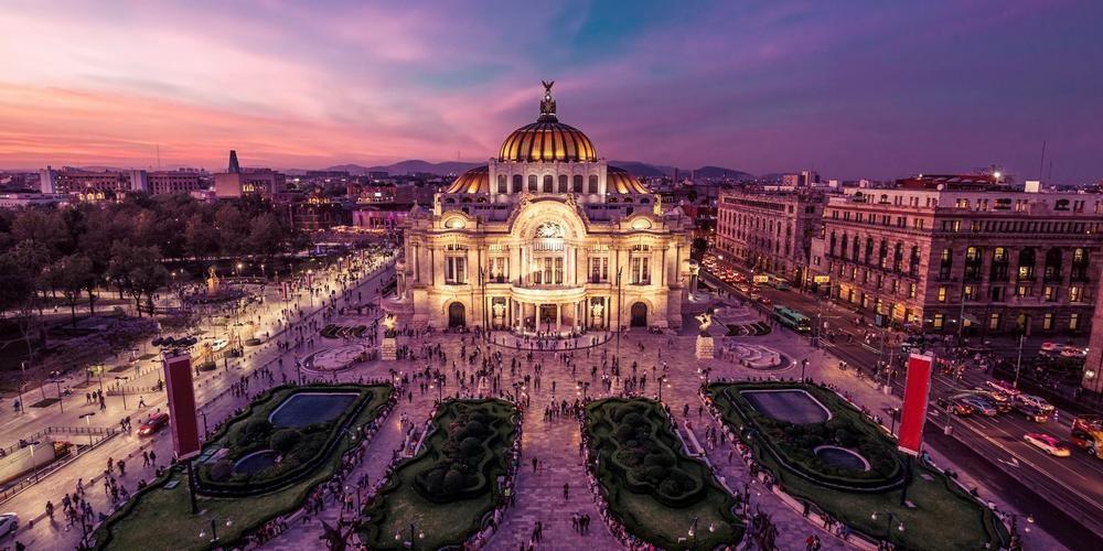 Travelieer (Mexoco City, Mexico)