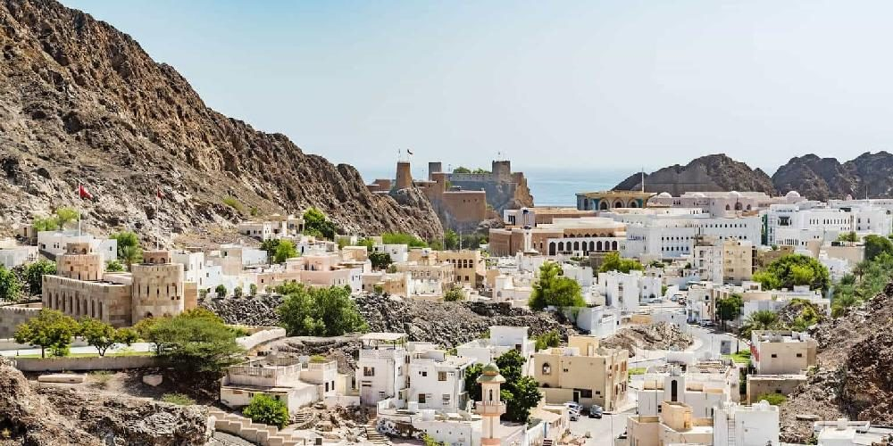 Mountain valley Holidays (Muscat, Oman)