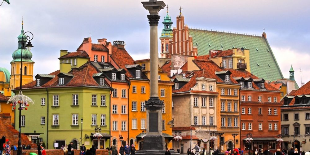Travel Projekt (Warsaw, Poland)