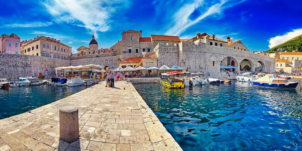 Pacific World (Dubrovnik, Croatia)