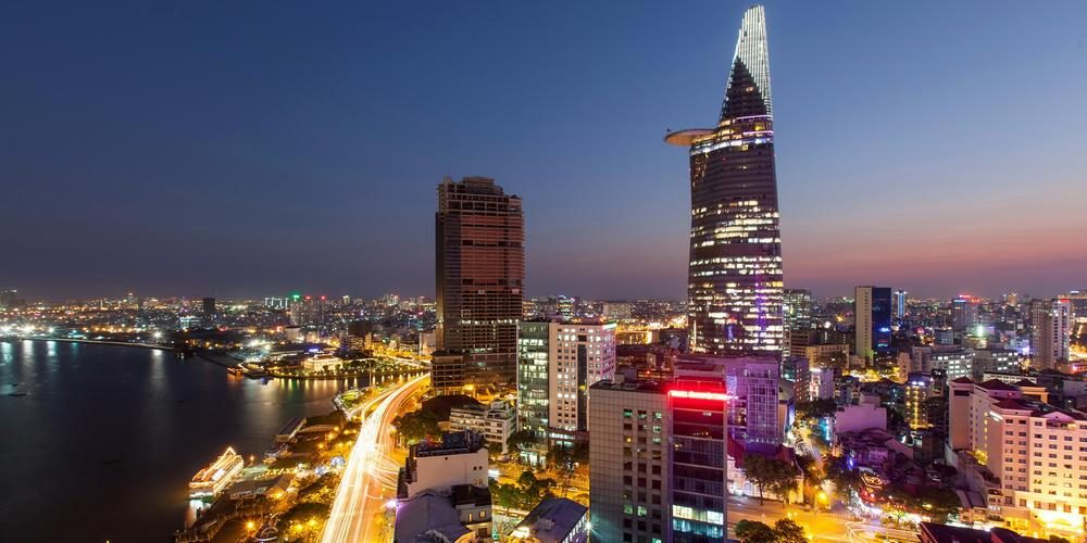 Tour East (Ho Chi Minh City, Vietnam)