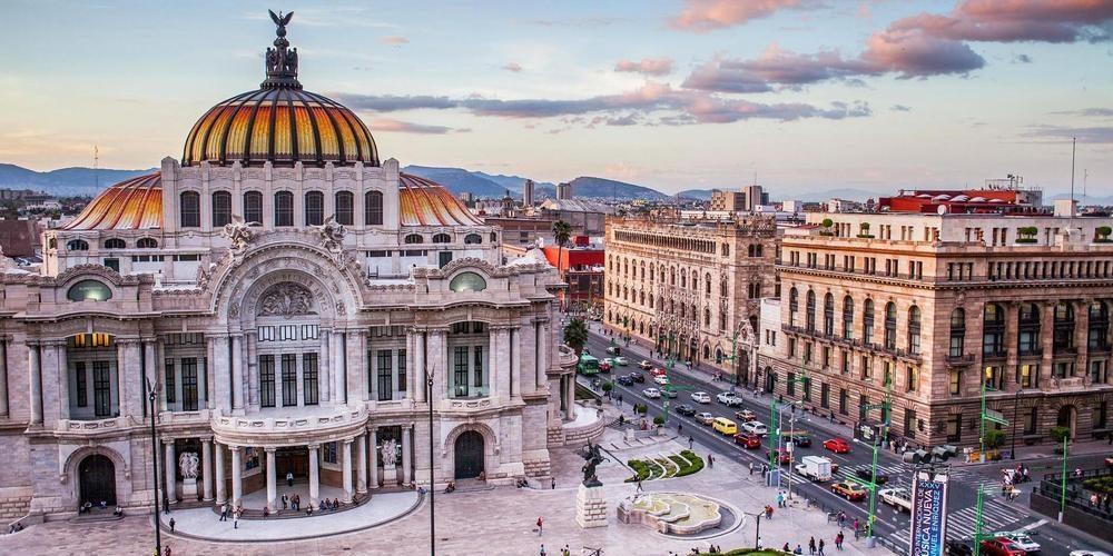 Sat Mexico (Mexico City, Mexico)
