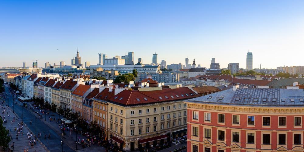 Supertour DMC (Warsaw, Poland)