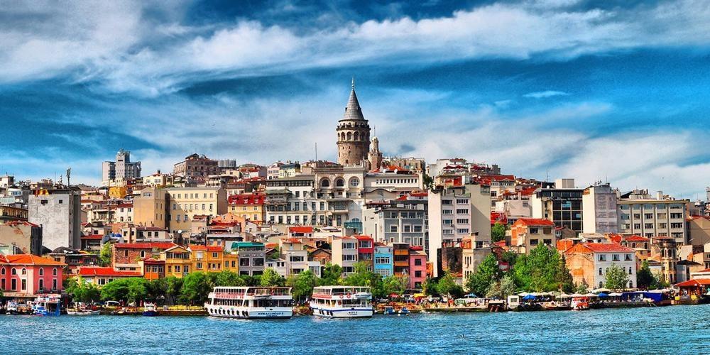 Pacific World (Istanbul, Turkey)