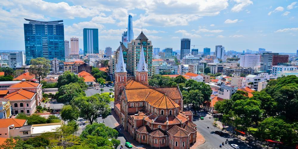 Pacific World (Ho Chi Minh City, Vietnam)