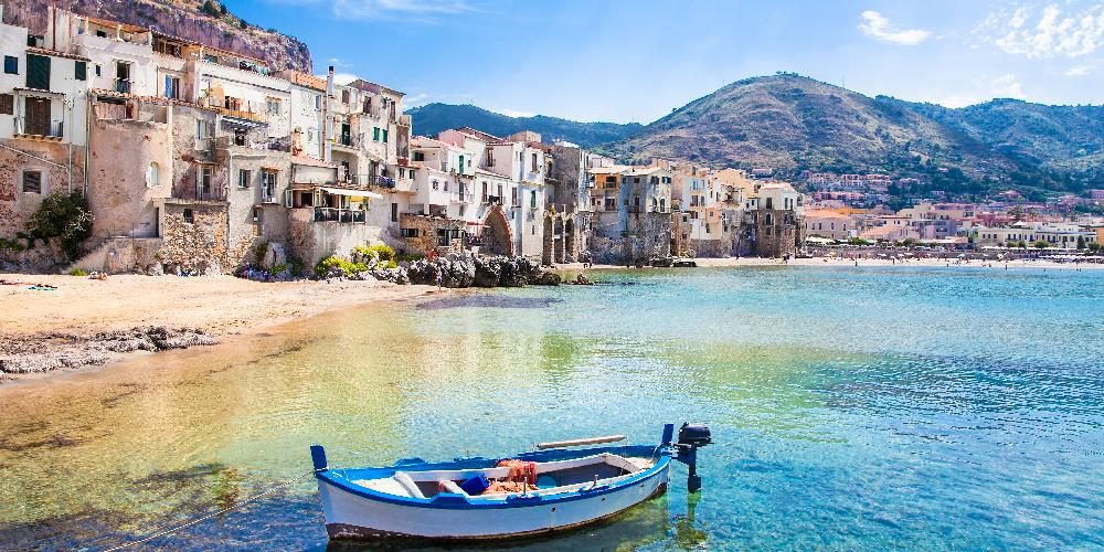 Italian Special Occasions DMC (Sicily, Italy)