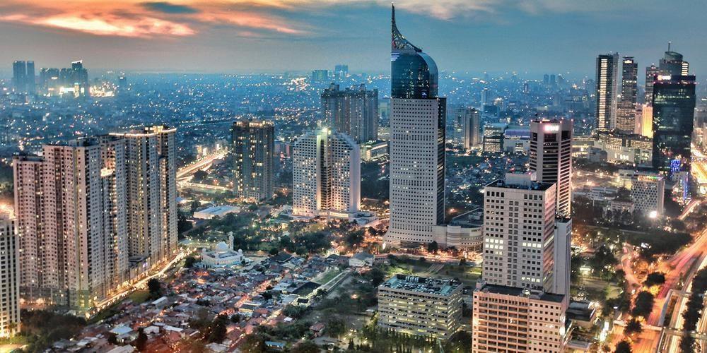 Pacto Convex (Jakarta, Indonesia)