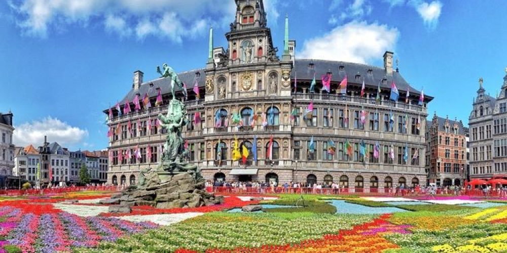 Admire Meetings & Events (Antwerpen, Belgium)