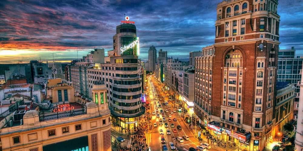 MADRID EXPERIENCE (Madrid, Spain)