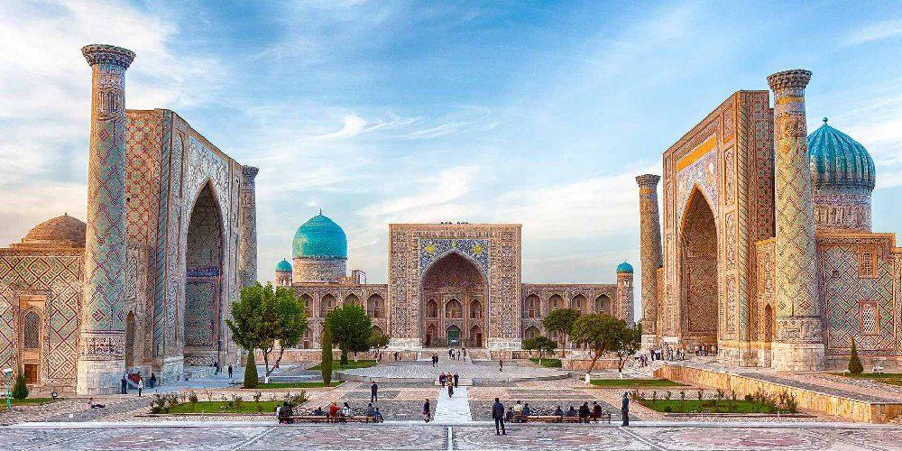 Veres-Vert (Samarkand, Uzbekistan)