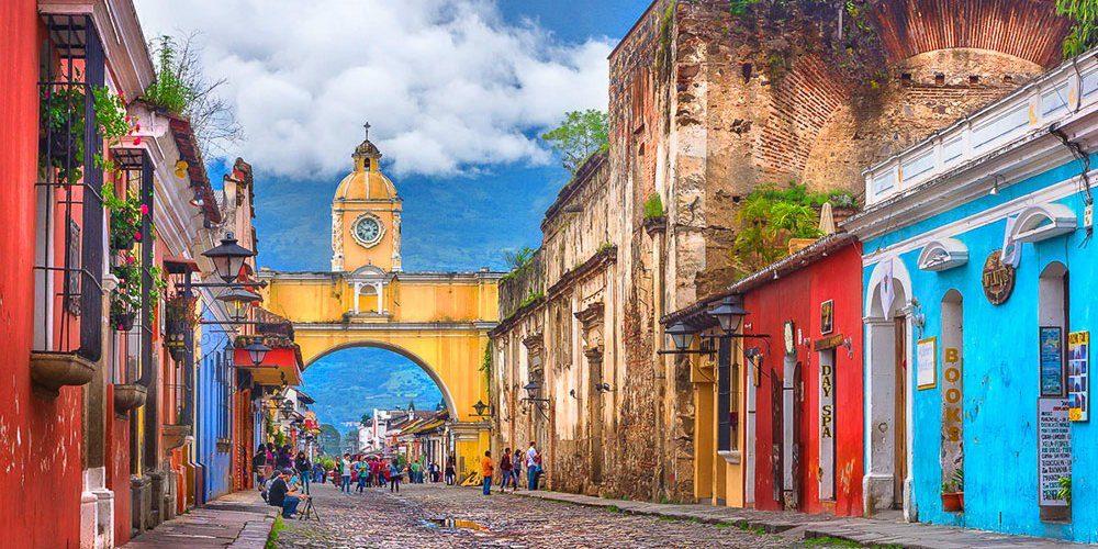 Viaventure Central America (Antigua Guatemala, Guatemala)