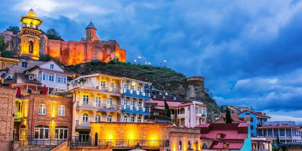 Colour Tour Georgia (Tbilisi, Georgia)