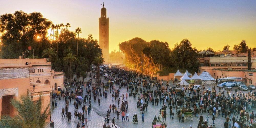 S'Tours (Marrakech, Morocco)