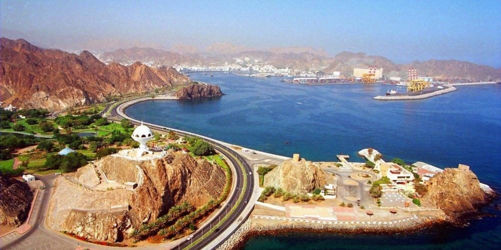 Pacific World (Muscat, Oman)