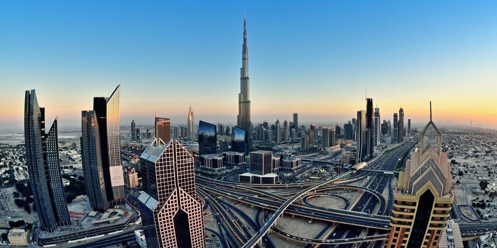 MTS Globe (Dubai, UAE)