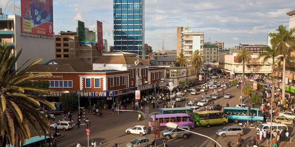 Destination Kenya (Nairobi, Kenya)
