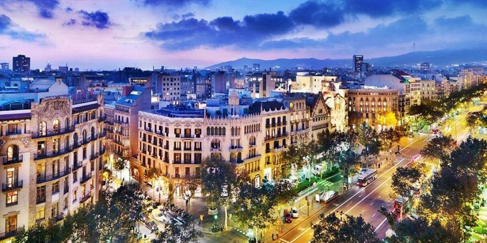 MTS Globe (Barcelona, Spain)