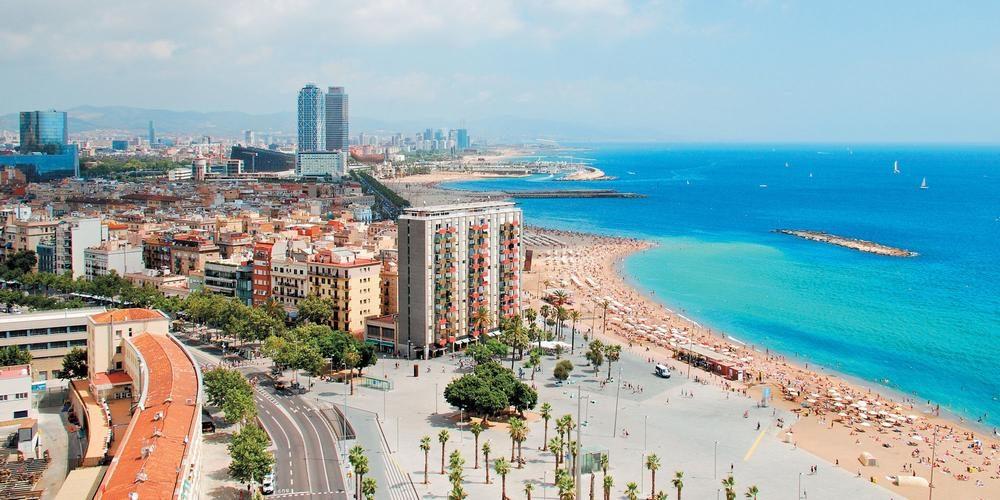 Pacific World (Barcelona, Spain)