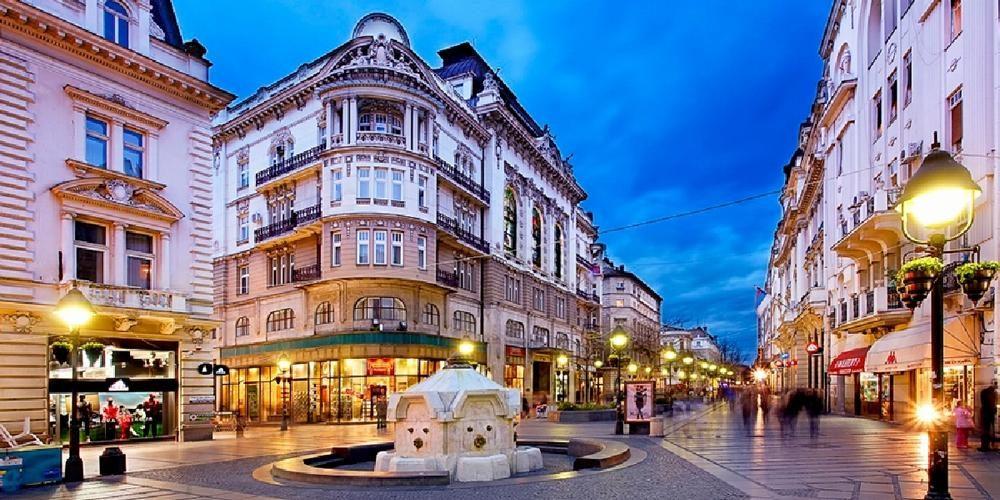 Liberty Adriatic (Belgrade, Serbia)