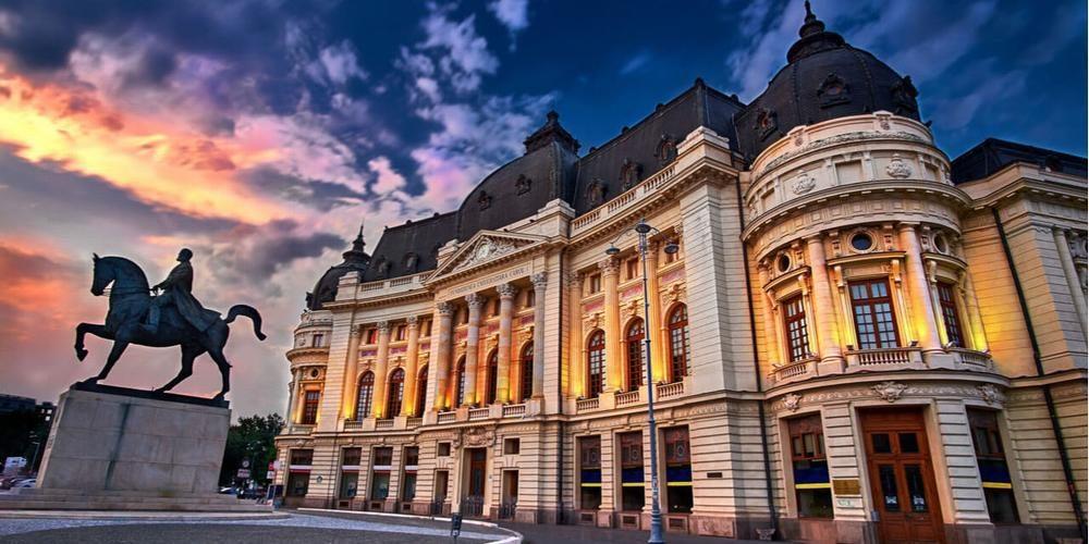 Paloma Tours (Bucharest, Romania)